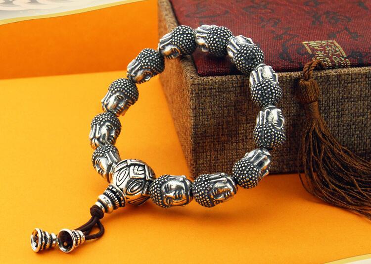 990-silver-buddha-beads-bracelet001a