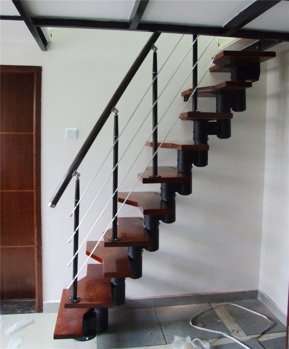 precios ms bajos precios barandilla de vidrio pasamanos de la escalera de madera interior