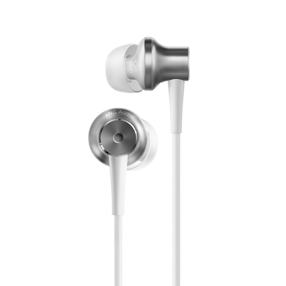 Xiaomi Active Noise Canceling Headphones Mi ANC & Type-C Connector In-Ear Hybrid Earphones Line Control phrodi pod600 original in ear bass earbud headphones hifi high quality noise canceling earphones with microphone for xiaomi ios