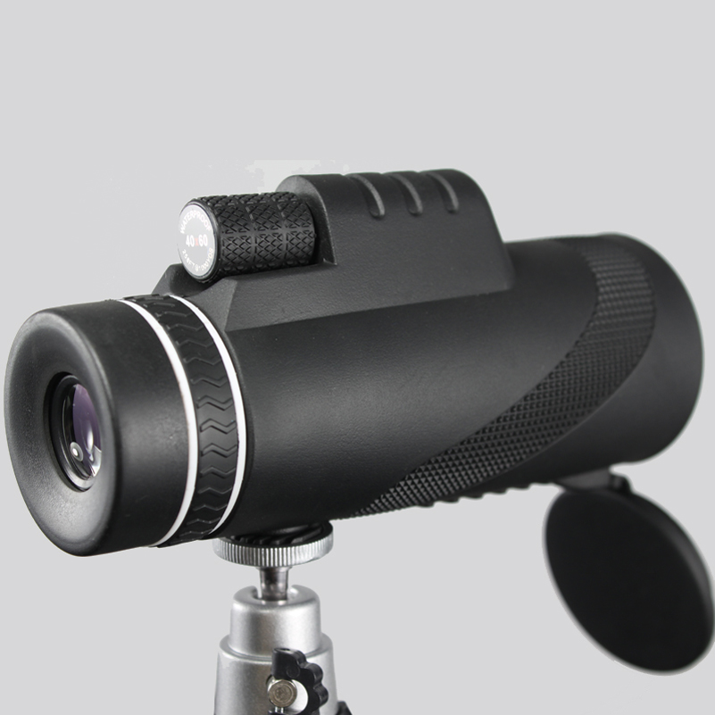High Quality 40x60 Powerful Binoculars Zoom Binocular Field Glasses Great Handheld Telescopes Military HD Professional Hunting in Spotting Scopes from Sports Entertainment