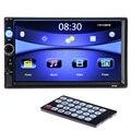 2 din Автомобильный Мультимедиа Видео Плеер 7 ''HD Bluetooth Стерео Радио аудио FM MP3 MP4 MP5 USB AUX Авто Электроника авторадио НЕТ DVD