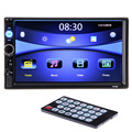 2 din Car Multimedia Player De Vídeo 7 ''HD Bluetooth Estéreo Rádio autoradio áudio FM MP3 MP4 MP5 USB AUX Auto Eletrônica NO DVD