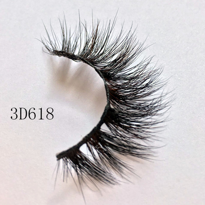 e3abed83948 High Qaulity 3D Mink Lashes Vendors 100% Cruelty Free Private Label Custom  Eyelash Packaging Box Soft 3D Natural Eyelashes -in False Eyelashes from  Beauty ...