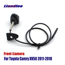 Liandlee For Toyota Camry XV50 2011-2018 2015 2016 AUTO CAM Car Front View Camera ( Not Reverse Rear Parking )