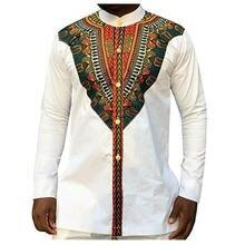 Мужская африканская традиционная одежда модные дизайнерские