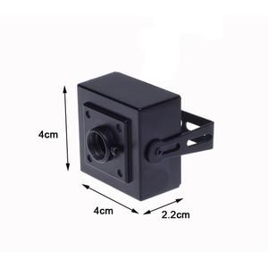 Image 3 - הגעה חדשה מיני CCTV מצלמה רזולוציה גבוהה Sony Effio e 700TVL 25mm דירקטוריון עדשת אבטחת תיבת צבע טלוויזיה במעגל סגור מצלמה