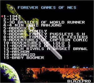 Image 3 - خرطوشة ألعاب من NES 405 في 1 لوحدة التحكم NES ، خرطوشة ألعاب 72 pins