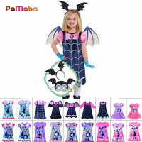 Disfraz de Cosplay de chico de PAMBA Con vampiro, disfraz de Halloween para chica, vestido de fiesta Con ala de verano, ropa de princesa de Carnaval de lujo
