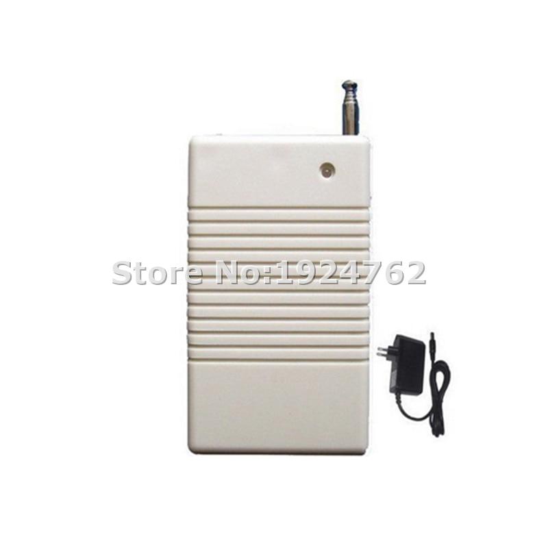 ФОТО Wireless Signal Repeater Transmitter Signal Extender 433MHz Signal Repeater  For GSM PSTN Home Security Burglar Alarm System