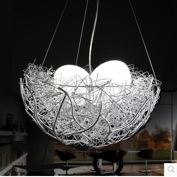 LED Creative bird's nest restaurant is the bedroom of children room stage 1w- 5w droplight 220v -240v   @-9 shakespeare w the merchant of venice книга для чтения
