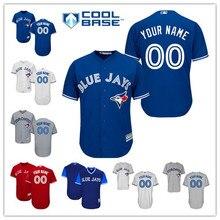 8fcd113b MLB Custom Men's Toronto Blue Jays Players Weekend Father's Day Jersey Size  XS-6XL