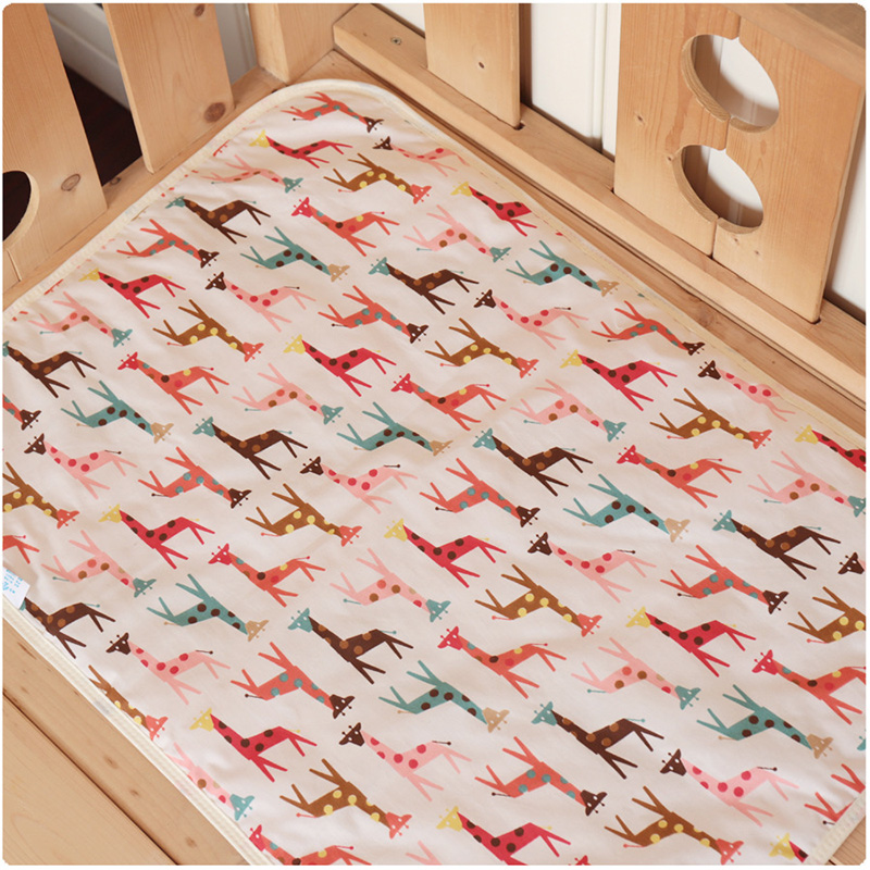 50*70 Baby Changing mat Infants Portable Foldable Washable waterproof mattress children game Floor mats cushion Reusable Diaper