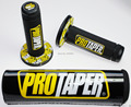 PROTAPER 7/8'' 22mm Hand Grips And Cross Bar Pad Dirt Pit Bike ATV Motocross