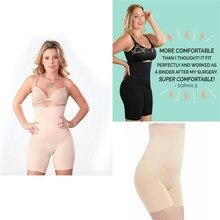 Женщина торгов тела формирующая Одежда Брюки для похудения Пластика бедер Панталоны трусики Body Shaper тонкий животик Нижнее белье