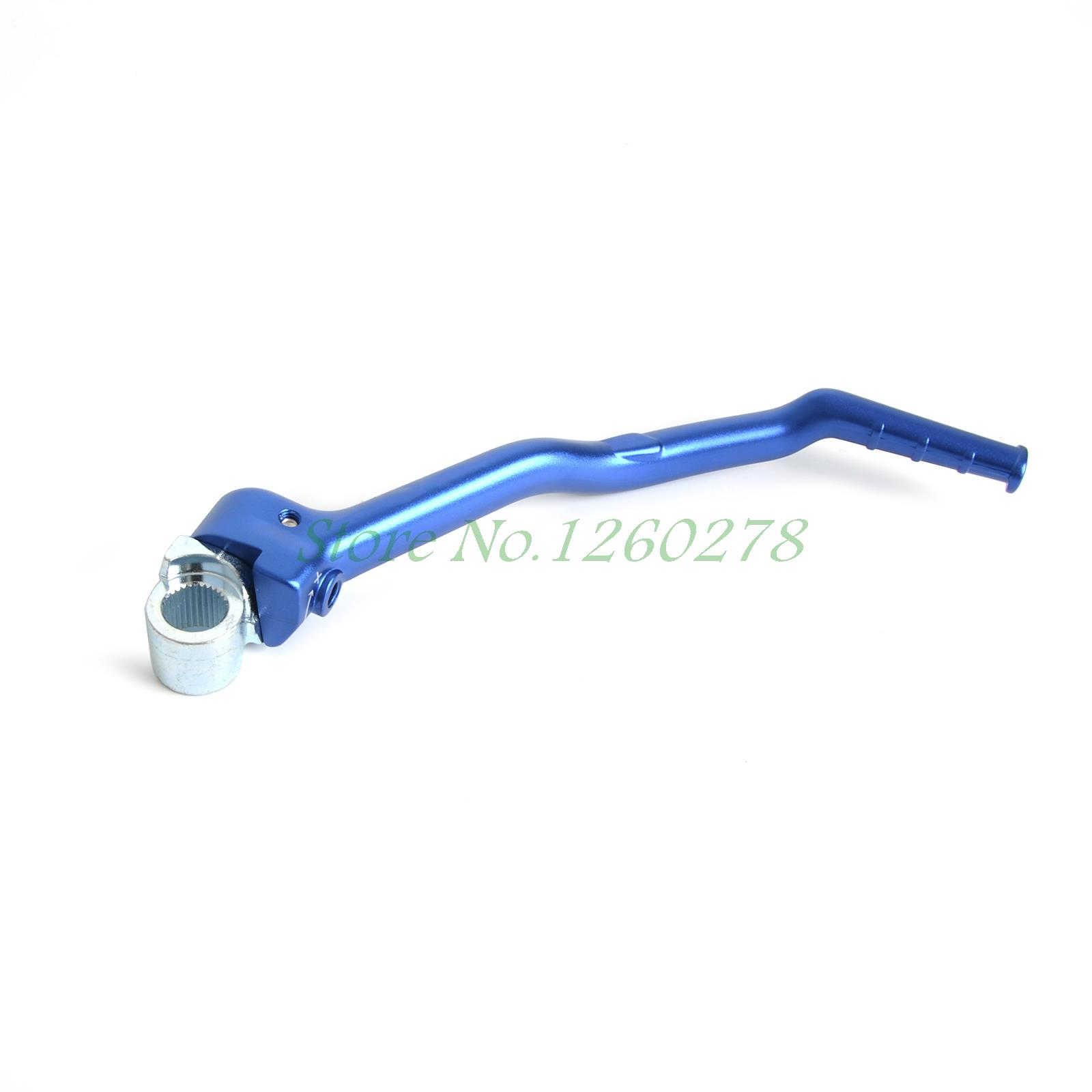 Motorcycle Forged Kick Start Lever Starter Fit For Yamaha YZ250F YZF 250 2010-2016 YZ250FX WR250F 2015 2016 keoghs motorcycle scooter kick starter start lever cnc for yamaha scooter 100cc jog100 force100 rsz100 dio50 jog50 jog90