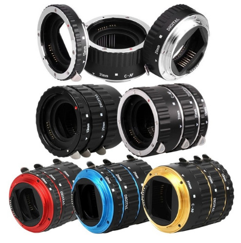 Metalen houder autofocus AF Macro verlengbuis Ring voor Canon EOS - Camera en foto