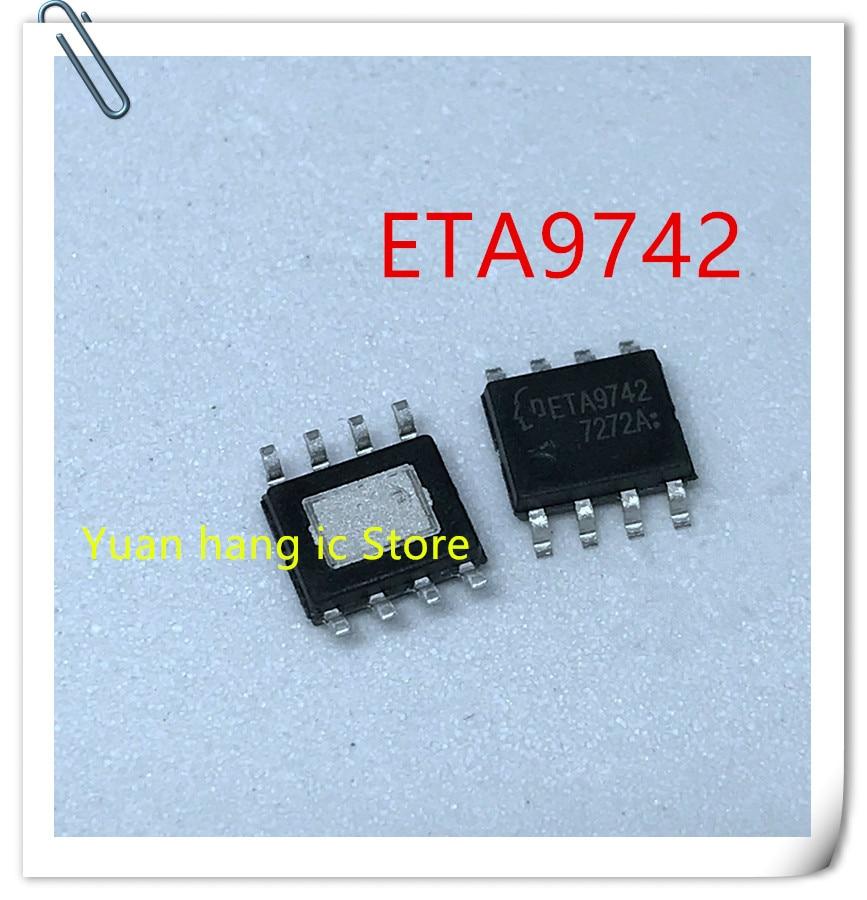 10pcs/lot ETA9742 9742 NEW SOP8 Good Quality