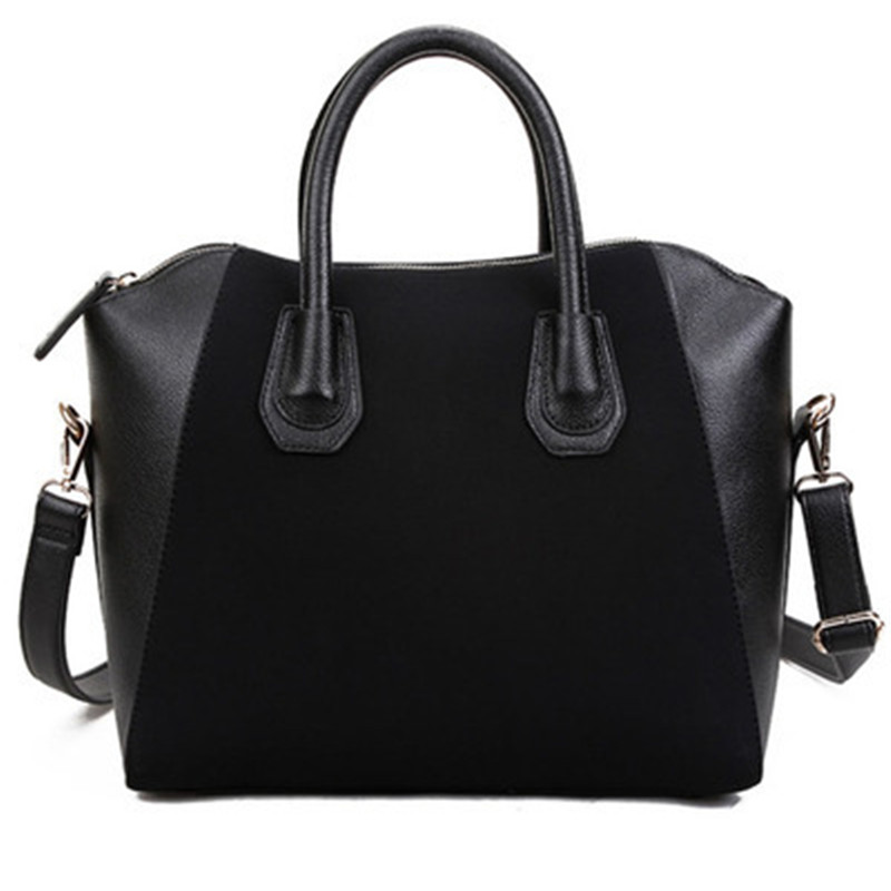 2017 New Fashion pu leather women's handbag Women Bag fashion bags new smiley sh