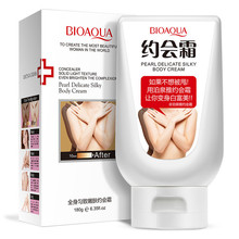 цены BIOAQUA Body Lotion Whitening Moisturizing Cream Skin Bleaching Whole Body Lotion Concealer Whitening Lasting Skin Care Products