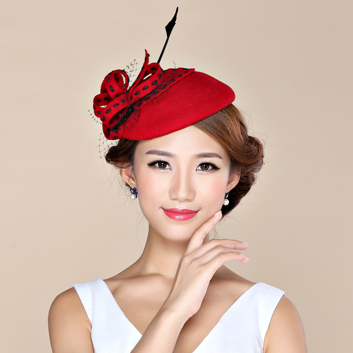 Online Buy Wholesale royal wedding hats from China royal ...