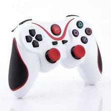 Беспроводной Bluetooth джойстики геймпад для PS3 контроллеры для PS3 controle SIXAXIS управления джойстик