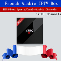 French IPTV For H96 Pro Android Tv Box 7 1 Belgium IPTV Arabic IPTV S912 Octa