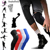 Top Sale Crashproof Pads Elbow Knee Support Brace Compression Shooter Sleeve Elbow Pads Basketball Arm Warmers