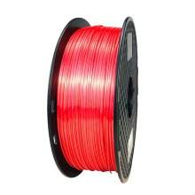 Silk Red 1.75mm Printing Filament 1KG PLA 3D Printer Plastic Material Best Seller Metal Silky Shiny For Print