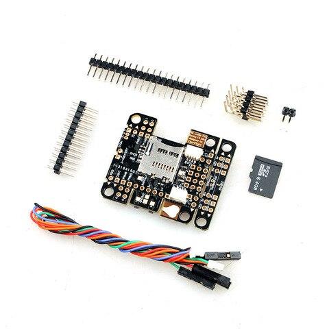 Barómetro para Faça Drone de Corrida Controlador de Vôo de 2-5 Super Mini Corrida f3 Embutido s Bec w – Bússola & Você Mesmo Fpv Quadcopter F18729 sp