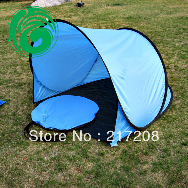 Folding tent, beach fishing tent, sun shelter, beach sun-shading pad, pop-up tent
