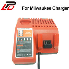For Milwaukee Replacement Power Tool Li-Ion Battery Charger M12 M18 12V 14.4V 18V 48-59-2401 48-11-2402 48-11-1828 48-11-1840(China)