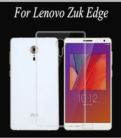 for Lenovo ZUK Edge  Case Cover 0.7mm Ultrathin Transparent TPU Soft Back Cover Phone Case for Lenovo ZUK Edge