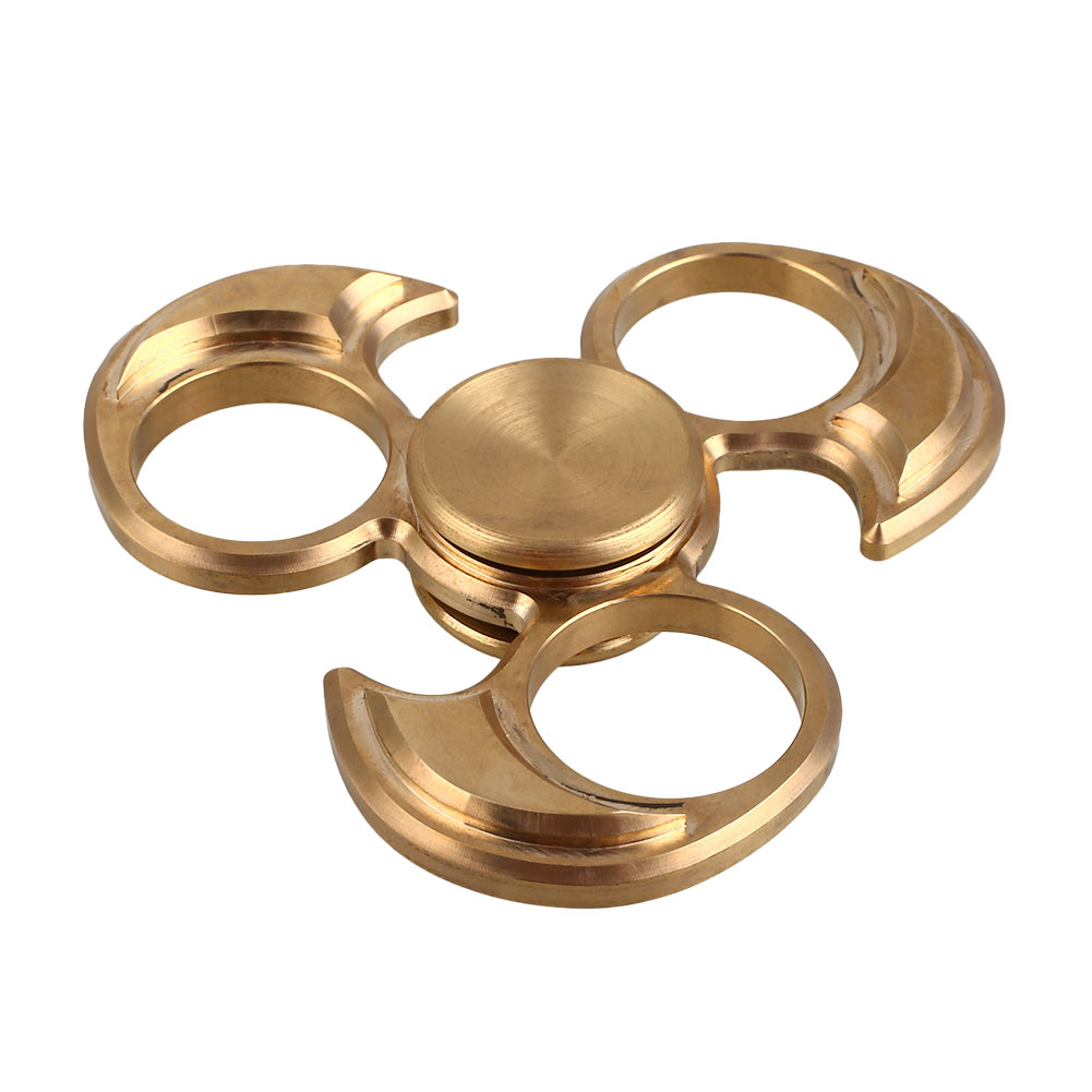 how to get good spins in fidget spinner