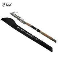 Automatic Carbon Fishing Rod Portable Folding Sea Fishing Rods with Holder 3m 2.7m 2.4m 2.1m Telescopic Fishing Rod Pole Tackle