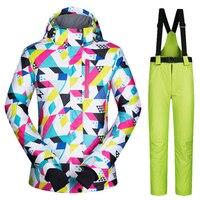 PAVEHAWK ветровка зимняя Лыжная одежда для женщин лыжные костюмы открытый альпинизм Hikiing куртки и брюки девочек Женская одежда