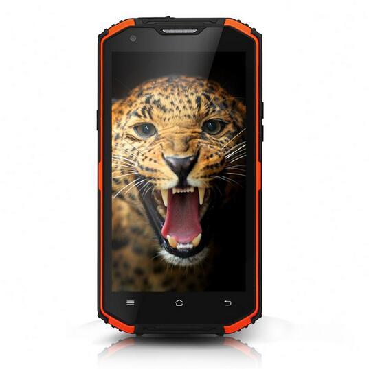 """NO.1 X3 Vphone x3 4500mAh Battery IP68 Waterproof MTK6735 Quad Core 5.5"""" HD 2GB ROM 16GB RAM 13MP 4G LTE"""