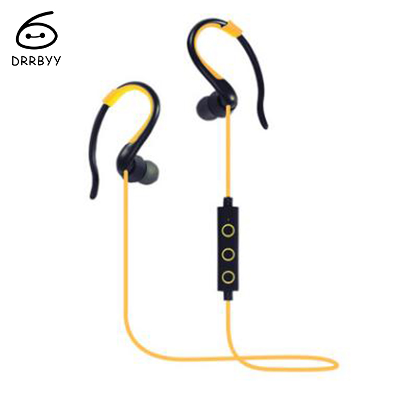 2017 Super Bass HIFI Stereo Sound Wireless Bluetooth Headset Sport Headphone With Mic Phone Earphone For iPhone Xiaomi Samsung alwup wireless headphone bluetooth earphone sport running stereo hifi music neckband bass headset with mic for xiaomi iphone