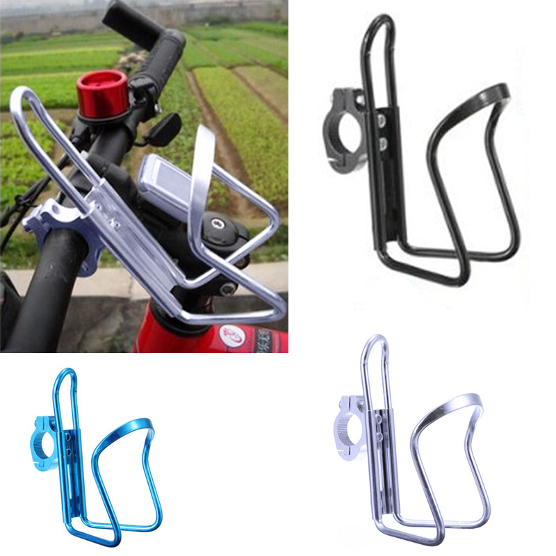 Aluminum Alloy Water Bottle Cage Cup Holders Cups Holder Rack for Bicycle