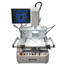 LY-R890A Automatic BGA Reball Station with CCD alignment repair system and HD touch screen, best bga rework machine