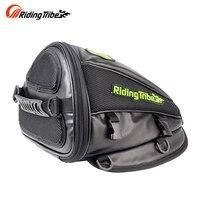 Riding Tribe Motorcycle Bag Oil Tank Bag Moto Sportster Travel Saddle Waist Handbag Waterproof Riding Motorcycle Luggage Bags