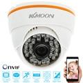 "KKmoon HD 720 P ONVIF Câmera IP Interno 1/4 ""Sensor Infravermelho IR LED Night Vision Segurança Câmera Dome CCTV Plug and Play Monitor"