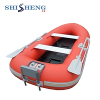 High quality used inflatable fishing boat for ocean sports