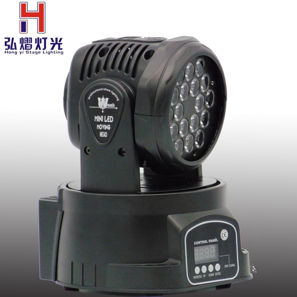 Aliexpress Com Buy Htk18 Tws Mini Invisible Headphones: Aliexpress.com : Buy (1 Pieces/lot) Led Wash 18x3w RGB LED