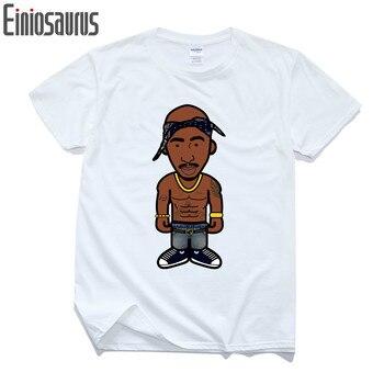 Men t shirt America hiphop rock star t shirt Biggie Smalls /2PAC TUPAC tee shirt clothes color painting t-shirt tops front ensemble shirt ideas