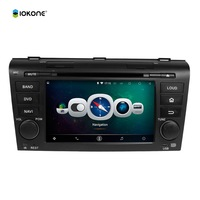 7 Android Quad Core HD Mirror Link Car DVD Radio Player Stereo For Old MAZDA 3