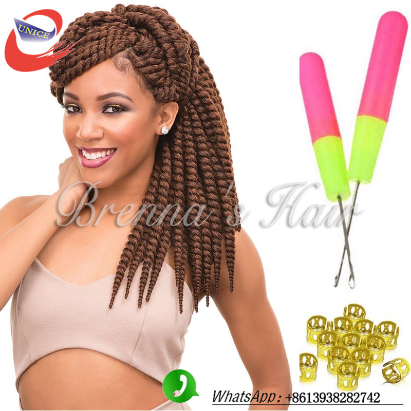 30 Crochet Braids Sassy Hair Extension Synthetic Braiding Hair