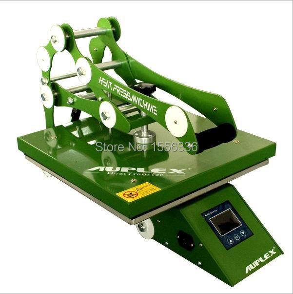 manual new style heat press machine for t shirt cheap manual swing away heat press machine for flatbed print 38 38cm
