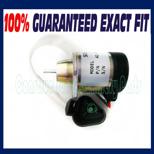 42-100 for Thermo King Diesel fuel stop solenoid