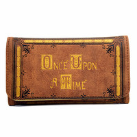 Free Shipping Henry's Book Once Upon A Time Long   Wallet   HASP Vintage Women   Wallet   Party Purse