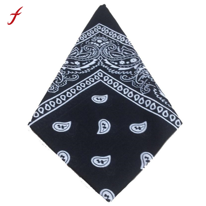 Feitong Fashion Bicycle Headbands Bandana Scarf Square Head Scarf Newly Hot Bandanas   Headwear